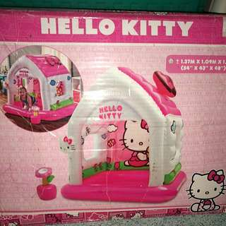 Hello Kitty Inflatable House