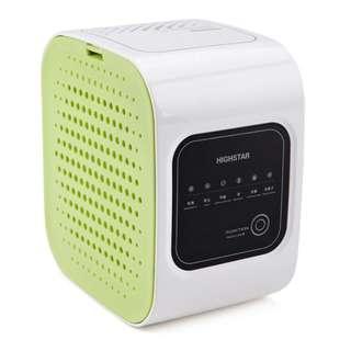 智能高效負離子發生器 迷你空氣淨化器 多重過濾 保護健康 - Mini Air Purifier - S1307
