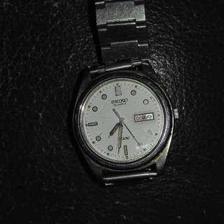 舊款文青精工手錶一隻