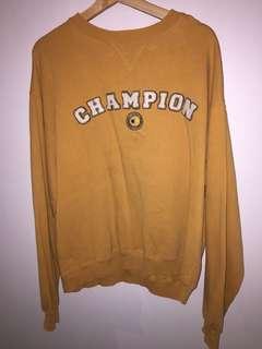 Bootleg Vintage Champion Jumper Size XL