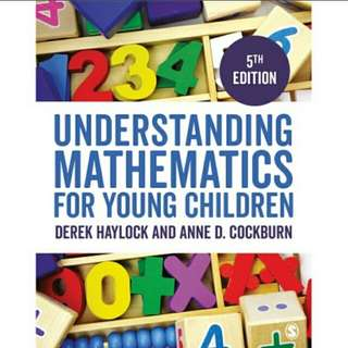 Ebook Understanding Mathematics for Young Children