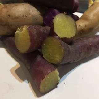 竹山特產 《蕃薯》自產自銷#栗子地瓜