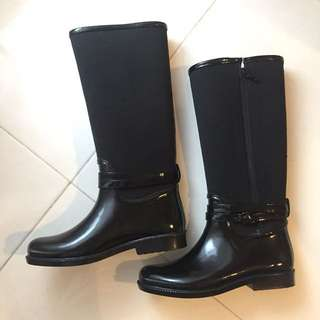 NEW Zara Girls Boots sz 34/35