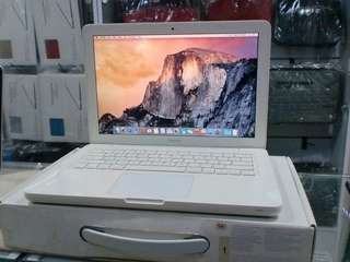 Macbook white unibody late 2009 fullset