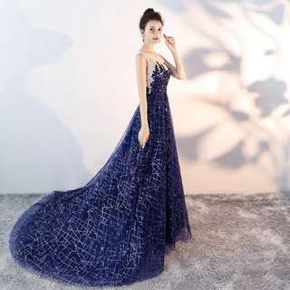 Evening Gown Dinner Dress for Rent!