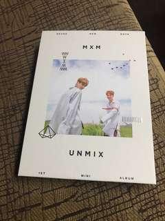 MXM UNMIX ALBUM