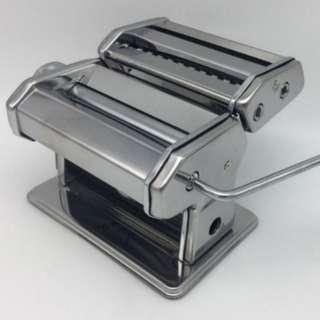 全新不銹鋼手動自製面條機 stainless steel pasta machine
