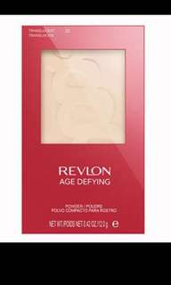 Revlon Age Defying Translucent Powder
