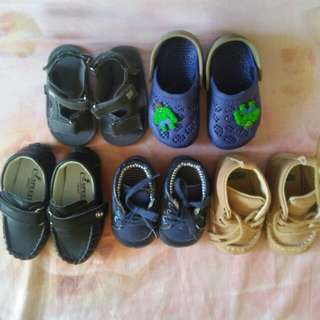 BUNDLE SHOES FOR BABY
