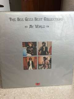 Bee Gees vinyl