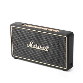 Marshall Stockwell 藍牙喇叭