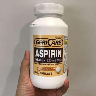 Bottled Aspirin