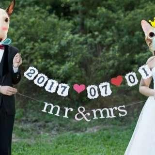 Pre Wedding 日期 30.12.2018