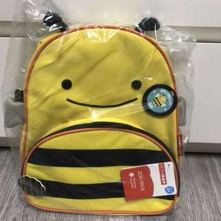 Skip Hop Backpack (Bee Design)