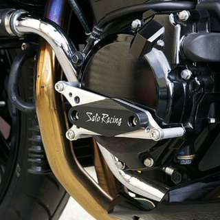 SATO RACING SUZUKI B-KING ENGINE SLIDERS