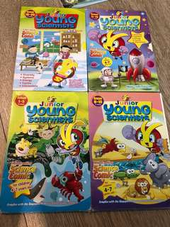 Junior young Scientists issue 1-20