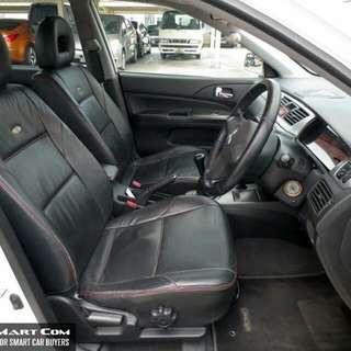 Lancer glx stock driver seat (donut)