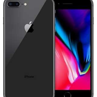 BNIB Iphone 8 Plus 64gb space grey