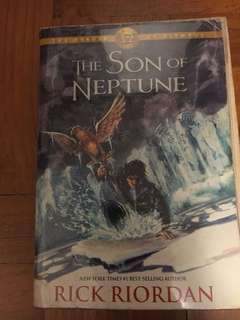 The Heroes of Olympus: The Son Of Neptune by Rick Riordan