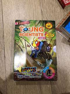 Young scientist level 3 (153-162)