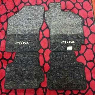 karpet Daihatsu Mira L2s L5 avy