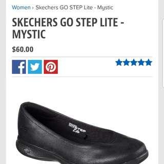 Skechers Goga Max size 9.5