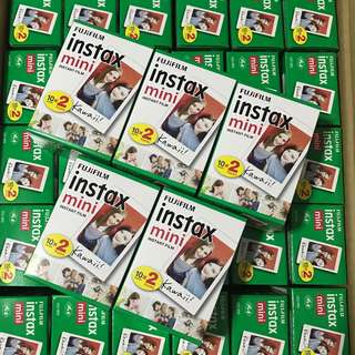 Polaroid Instax Plain Films
