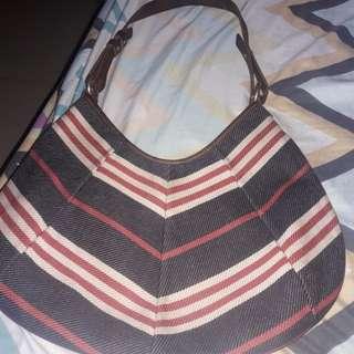 Burberry bag authentic