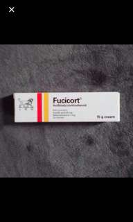Fucicort cream for Eczema