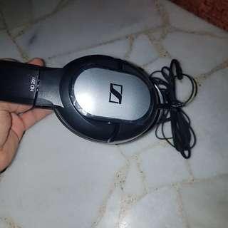 Headphones Sennheiser Hd201