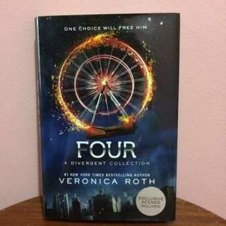 Four A Divergent Collection (Hard bound)