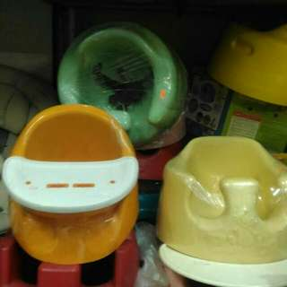 Baby seat bumbo walker