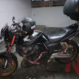 Honda super 4 cb 400 spec 3 2027