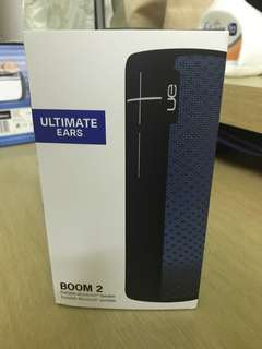 Ultimate ears Boom 2