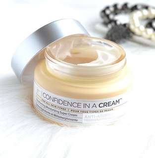 [Authentic] IT Cosmetics Confidence In A Cream - Mini Size