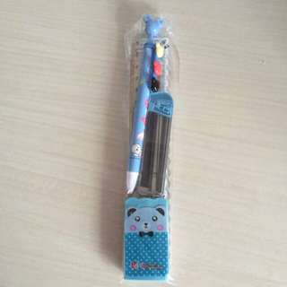 Lovely Cute Bear Stationery Set (3 Items)