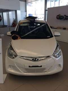 Hyundai eon M/T 8k