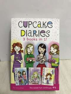 cupcake diaries 3 books in 1