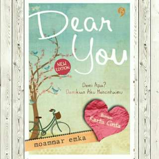 ebook ~ Dear you