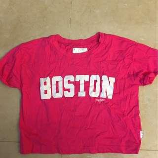 CHOCOOLATE 型格粉紅T-shirt