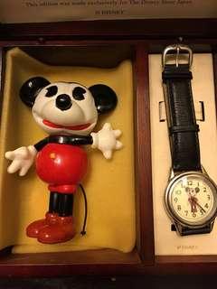 Mickey Mouse Watch米奇老鼠全球限量版手錶