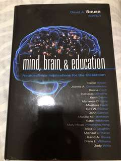 Mind, brain and education