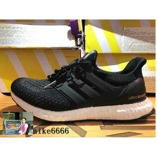 阿迪達斯男女鞋Ultra boost 3.0侃爺三代爆米花黑白Size:US5.5-11