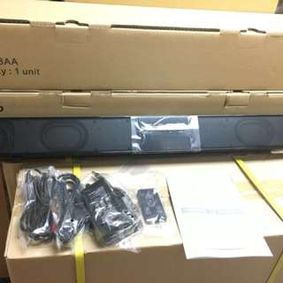 JS TV sound bar 全新商品