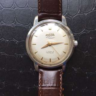 Enicar Vintage Mechanical Watch