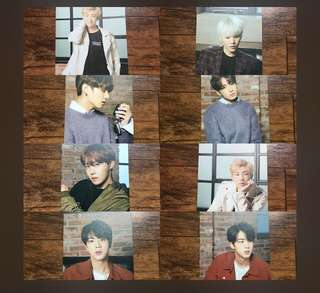 [RS] BTS OFFICIAL PHOTOCARDS