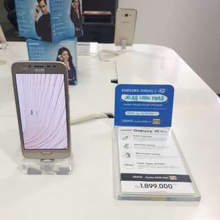 New Samsung Galaxy J2 Pro 1.5/16gb dengan cicilan tanpa CC 3 menit