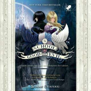 ebook ~ the school for good and evil