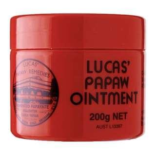 Lucas's Papaw