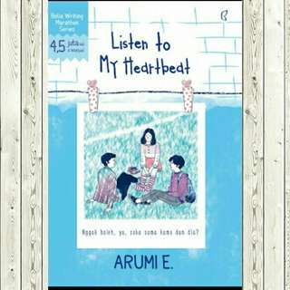 Premium ebook ~ Listen to My heartbeat